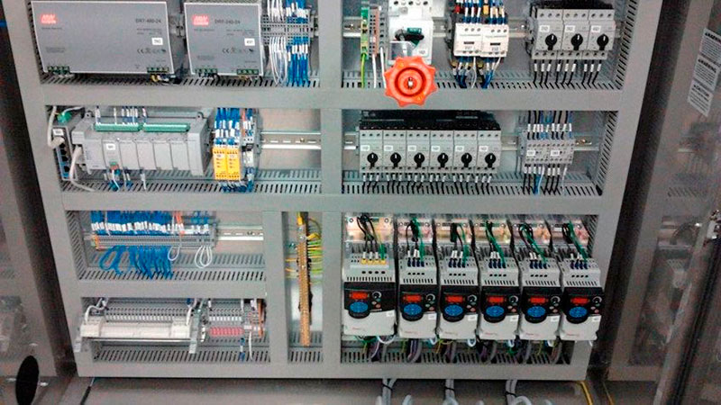 Montagem de painéis elétricos em SP