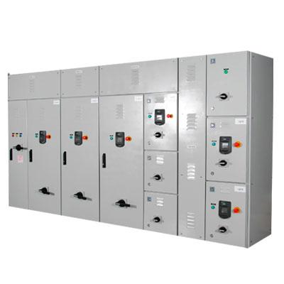 Painéis elétricos industriais